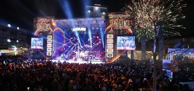 Il capodanno 2021 a Jesolo in Piazza Mazzini