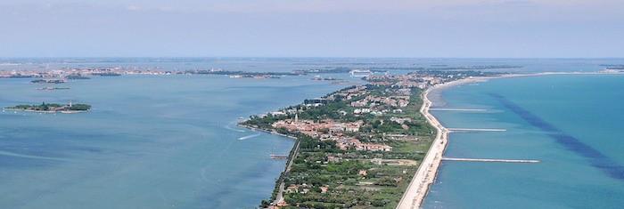Campeggi a Venezia Lido