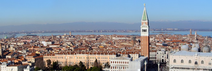Vacanze di fine anno a Venezia